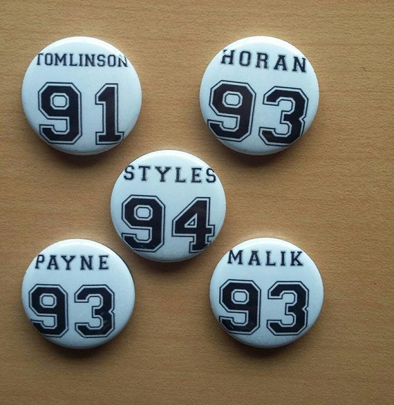 Check out this item in my Etsy shop https://www.etsy.com/listing/293518099/one-direction-1-pinback-buttons-1