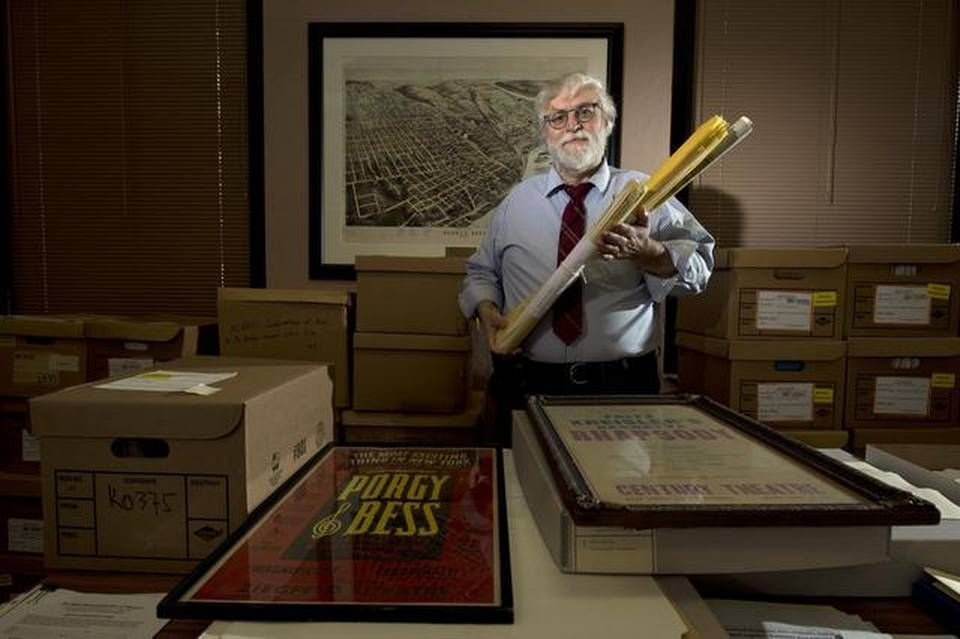 Archivist David Boutros is retiring as assistant director of The State Historical Society of Missouri, Research Center-Kansas City.