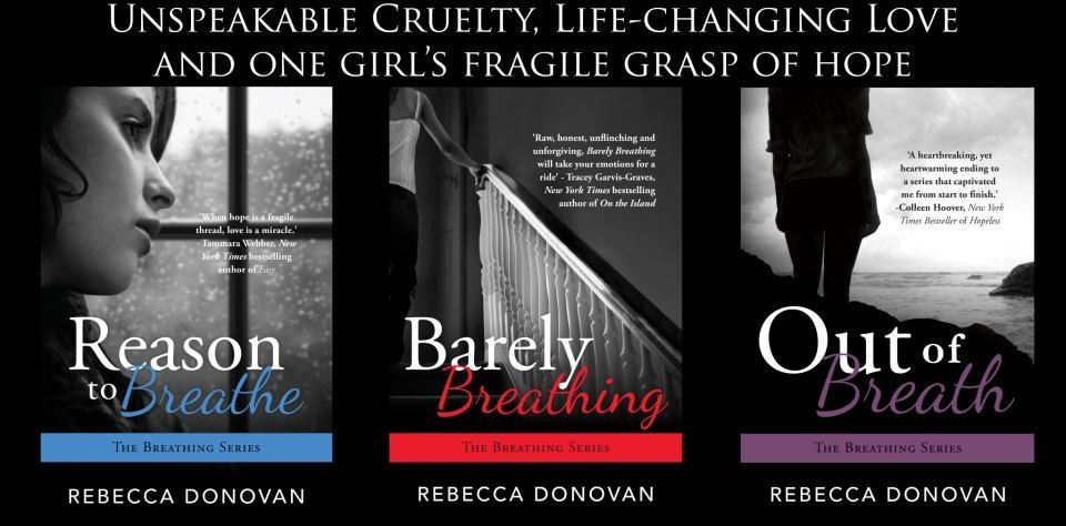 The Breathing Series New Covers Book Release Party Book