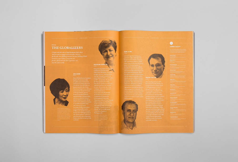 Annual Report on Behance #annualreports
