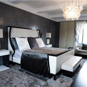 room: Bedroom, Eclectic room by Aline Matsika Interiors