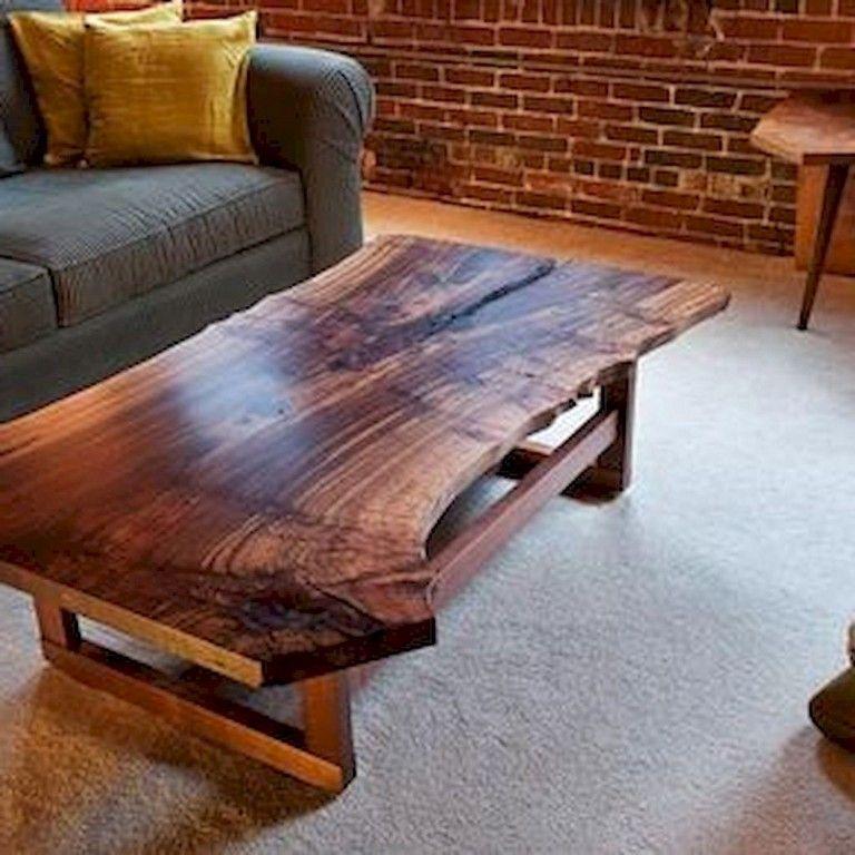35++ Wood slab coffee table diy inspirations