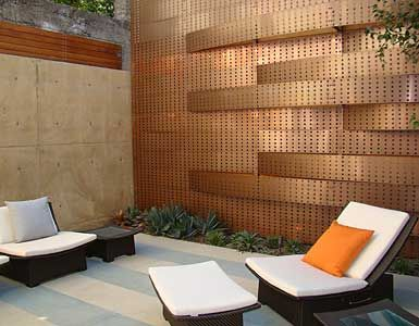 amazing exterior copper accent wall Copper Pinterest Copper