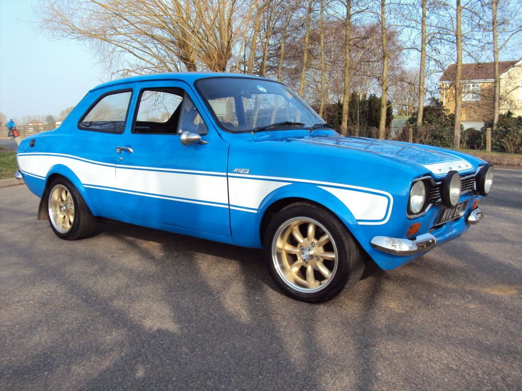 FOR SALE – 1973 2.0 FORD ESCORT MK1 VIEW EBAY AD >> http://ebay.to ...