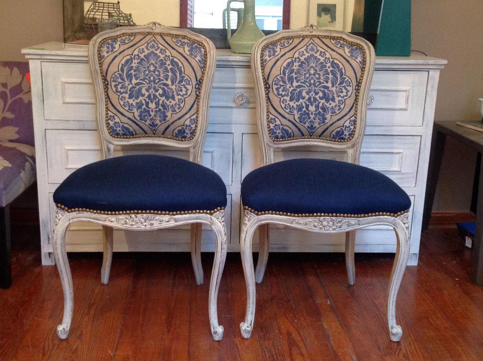 Sillas antiguas | tapiceria sillas en 2019 | Sillas francesas ...