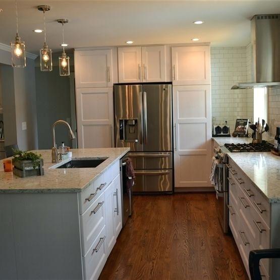 15 Top Raised Ranch Interior Design Ideas To Steal: Raised Ranch Remodeling Latest Raised Ranch Kitchen Pins
