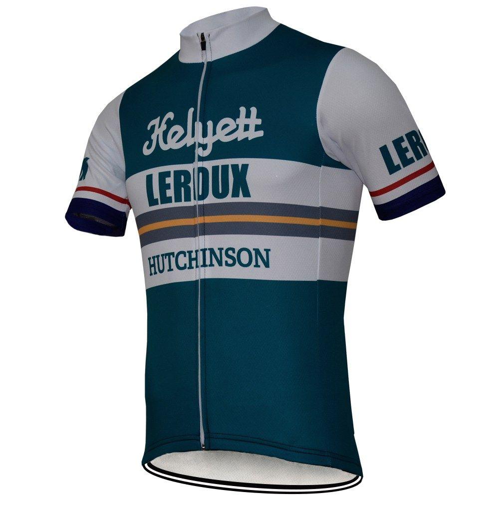 maillot vintage helyett hutchison retro cyclisme cycliste vélo ... 002806504