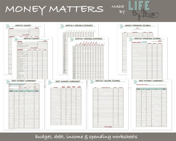 BIBLE STUDY PLANNER 8 5 x 11 pdf Letter size A4, 3 Ring Binders, Arc
