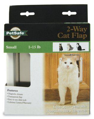 Classy Custom Sherbert Alley Deluxe Pastel Pet Portal Pet Door, Mint, Small   best cat supplies online