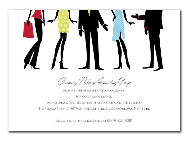 Business gathering corporate invitation and business business gathering corporate invitations by invitation consultants stopboris Image collections