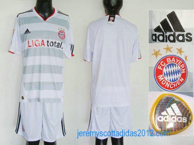 0e787e01 inter milan 15 16 away soccer jersey; bayern munich road soccer jersey  white 28.69