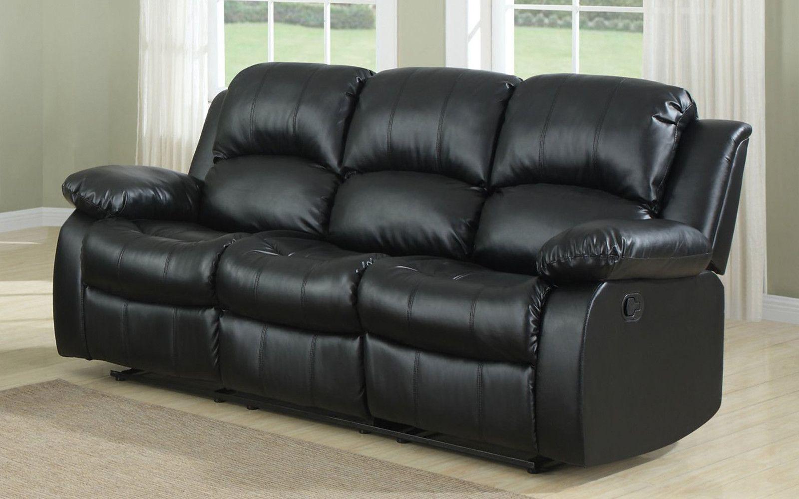 Ikea Sofa Bed Bob Classic Bonded Leather Recliner Sofa