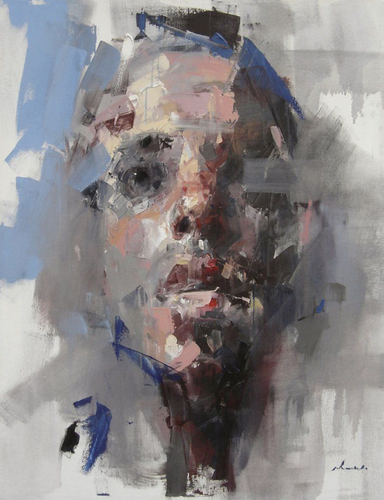 Tips On Portrait Painting From A Photograph In Acrylics