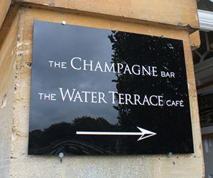 Image result for blenheim palace champagne bar
