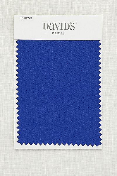 David S Bridal Horizon Blue This Is Satin Swatch For Flower Sashes Grooms Men Ties Bridesmaids Will Have Same Color But In Chiffon F15555