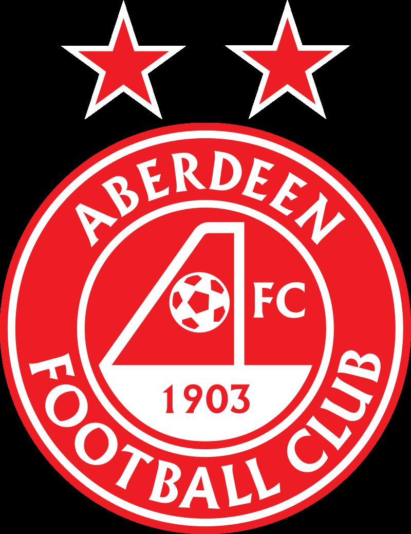 Aberdeen F C Football Team Logos Aberdeen Football Aberdeen