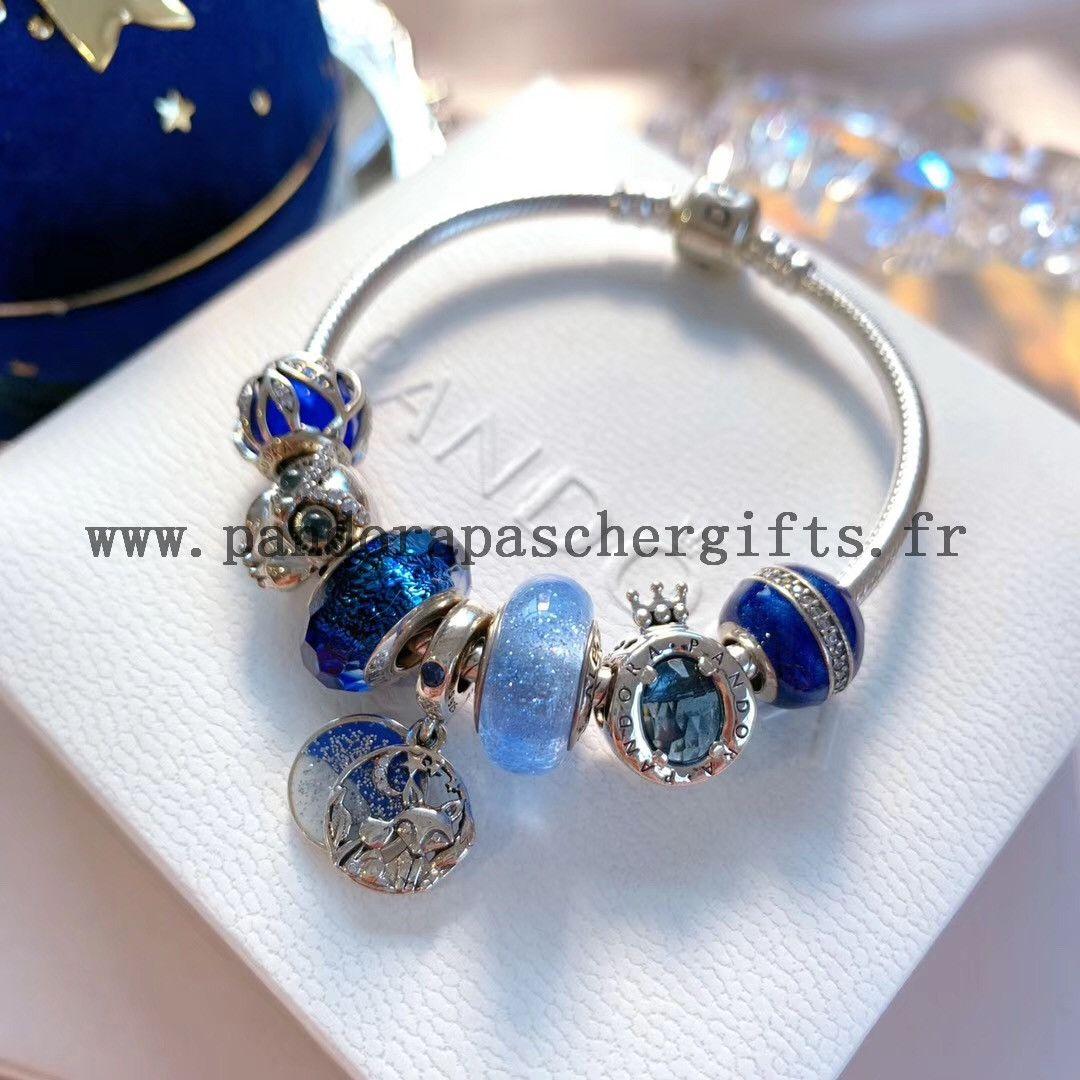 bracelet pandora soldes argent