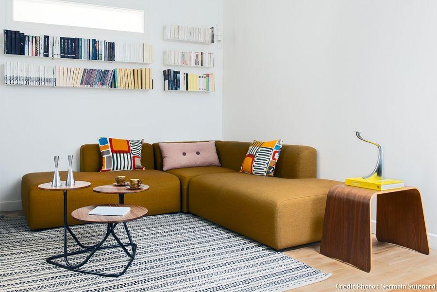 r novation et optimisation d 39 un petit appartement duplex appartement duplex biblioth que. Black Bedroom Furniture Sets. Home Design Ideas