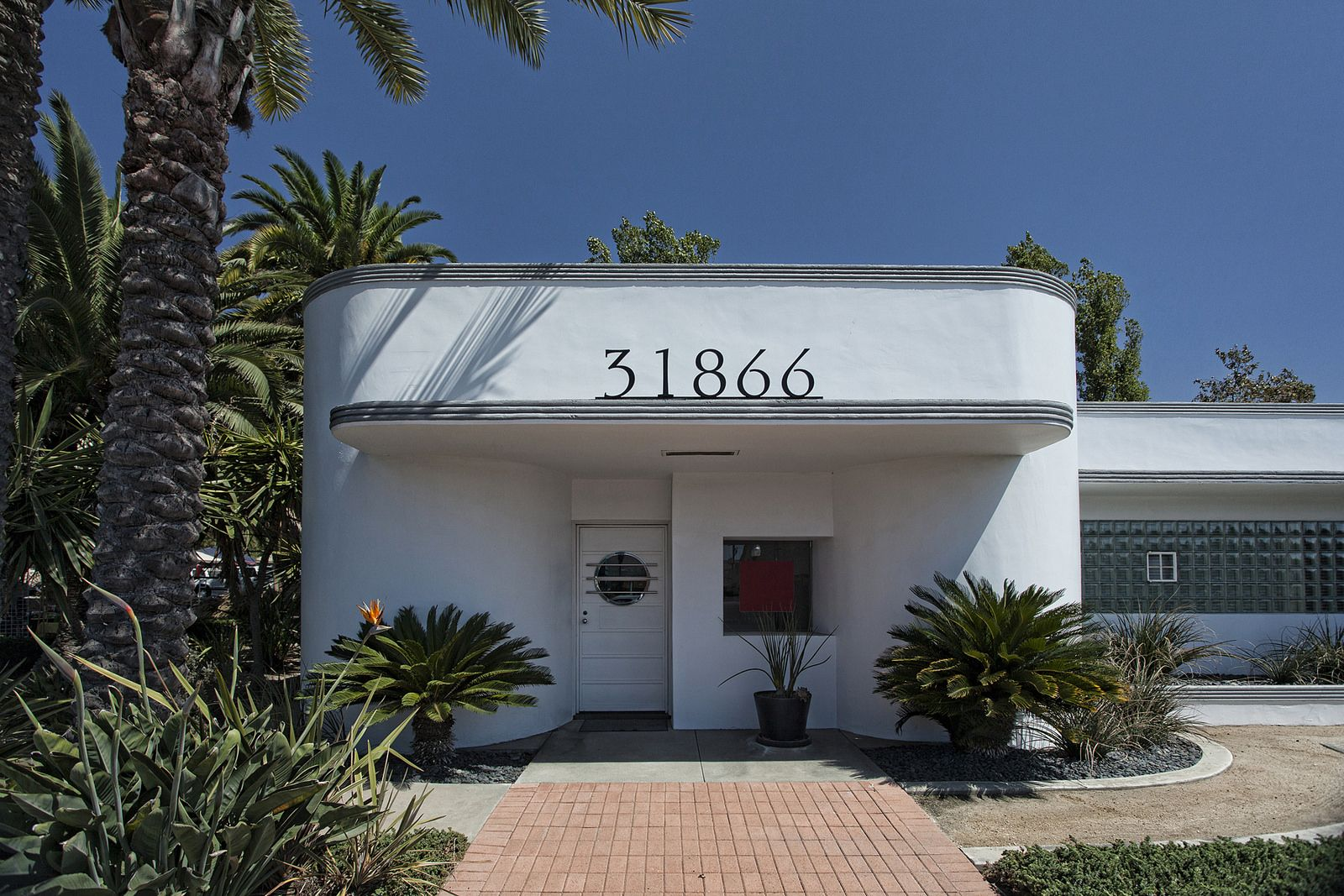 Mg art deco streamline moderne architecture building