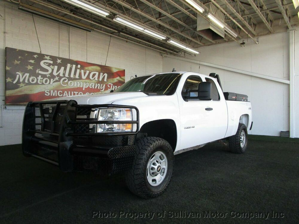 Ebay Advertisement 2013 Chevrolet Silverado 2500 4wd Ext Cab