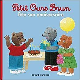 tlcharger petit ours brun fte son anniversaire gratuit - Petit Ours Brun Telecharger