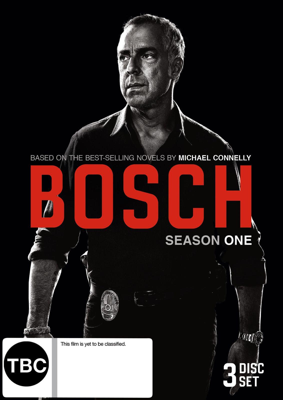 Bosch season 1 dvd bosch michael connelly bosch