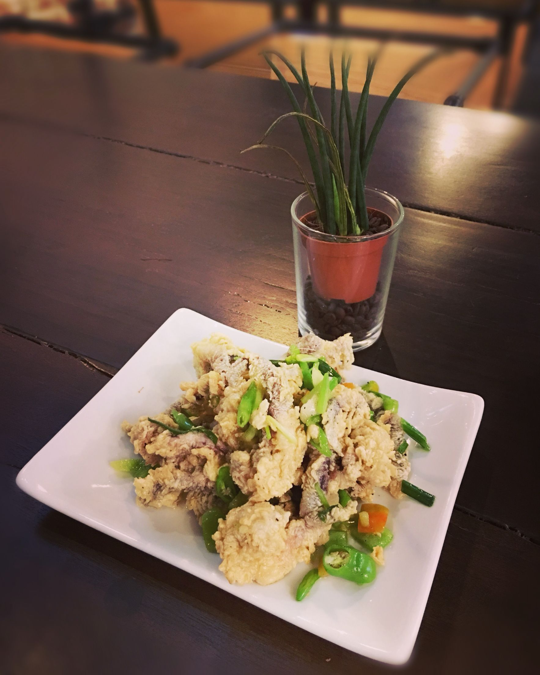 Salt and Pepper Squid at Single Ancestry