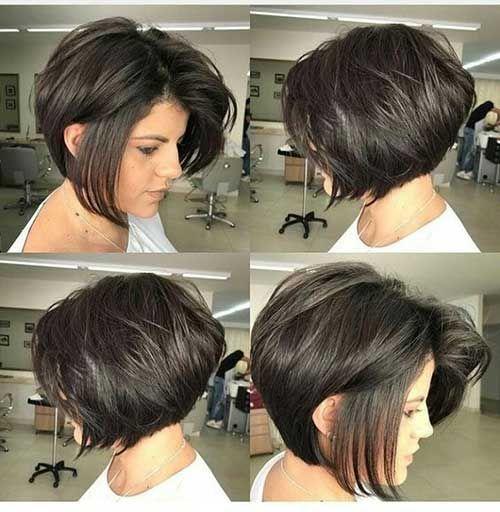 30 Bester Kurzhaarschnitt für Frauen » Frisuren 2019 Neue Frisuren und Haarfarben #shortbobhairstyles