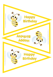 Find This Pin And More On Kids Party Ideas These Buzzy Bee Theme