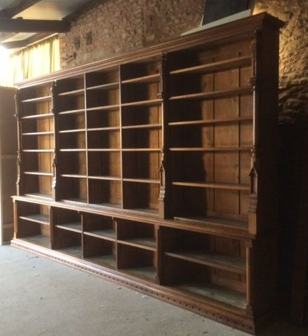 vintage bookcase for sale a large oak bookcase antiques to vintage ideas 6779
