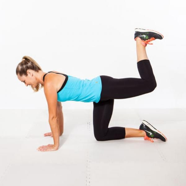 It Is Important To Train The Muscles In Your Lower Back