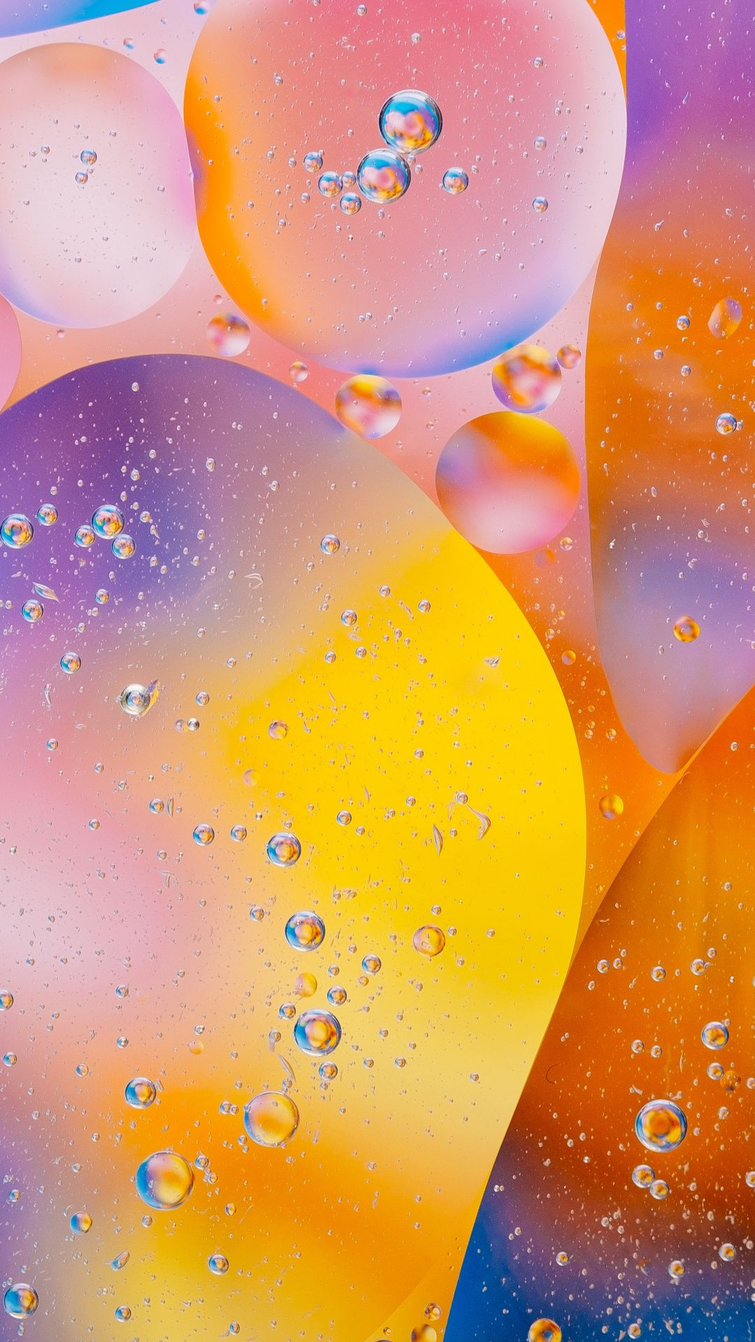 Downaload Edge Gradient Bubble Colorful Wallpaper For Screen 1080x1920 Samsung Galaxy S4 S5 Note Sony Xperia Htc Wallpaper Colorful Wallpaper Wallpaper