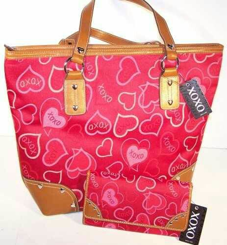Xoxo Pink Purse Purses And Handbags Wallets Dream Closets Side Wallet