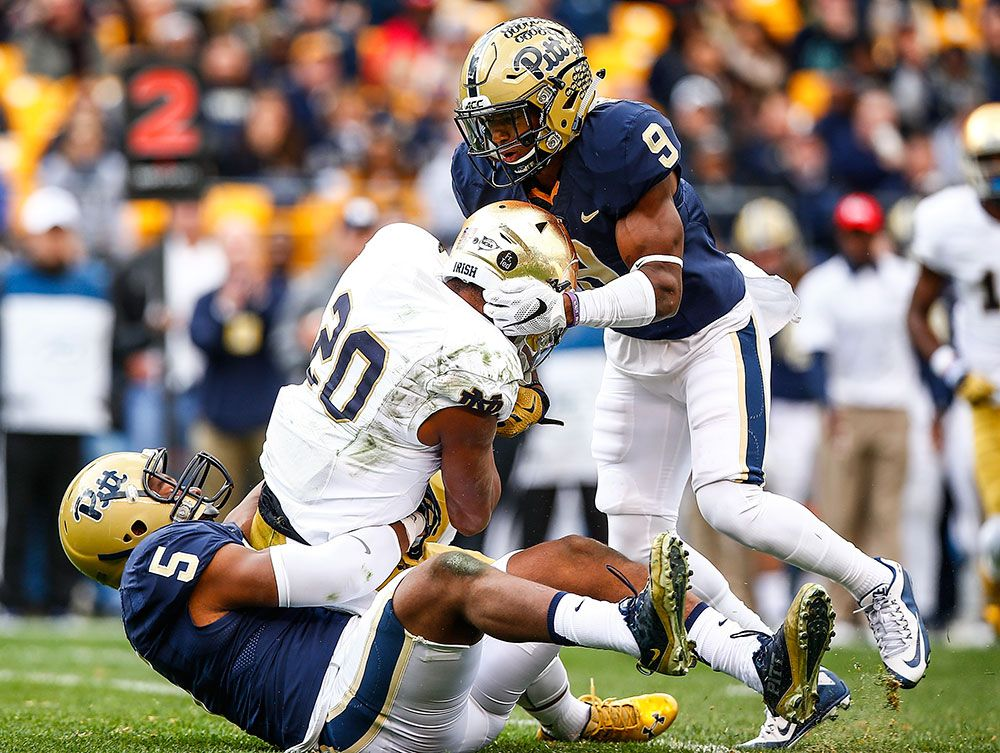 College football photos Best images from Week 10 games