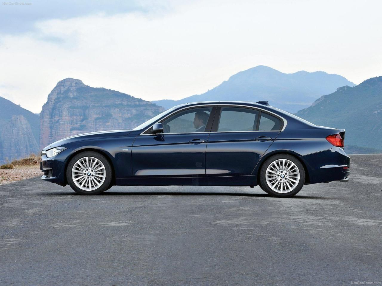 The BMW 3 Series, my current dream car (navy blue). It's not too flashy, four-door (for the fam, friends, and roadies), and still drives like a race car.   I also like the 325i, the 335i, the Audi A3, A4, and S4 as well as the Lexus IS, and RS.  I guess I just like German engineering.