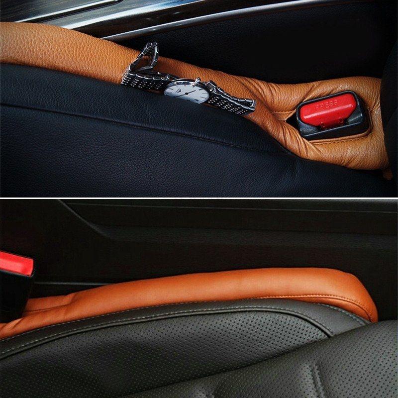 Leather Car Seat Gap Pad Fillers Holster Spacer Padding