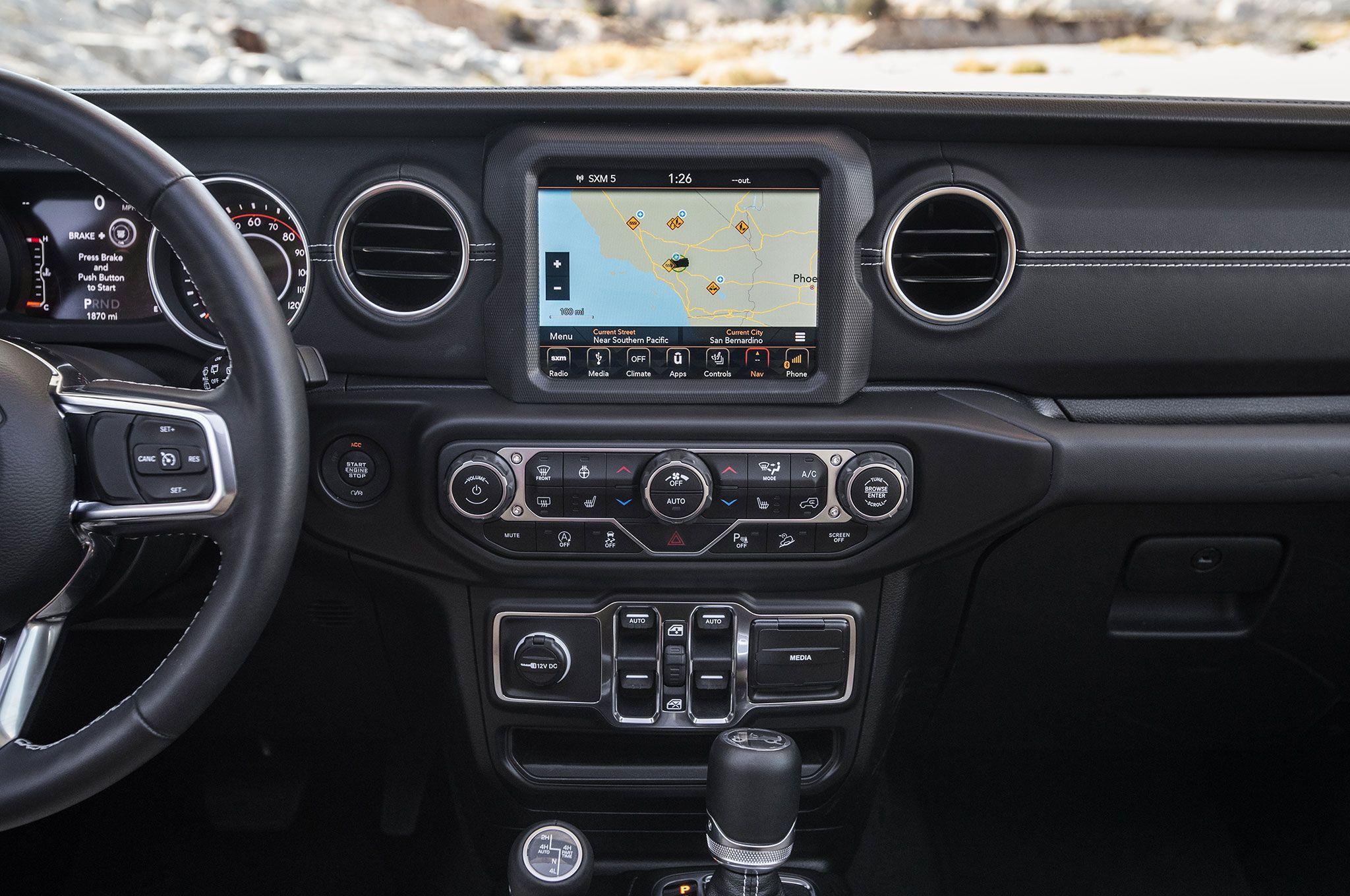 Afbeeldingsresultaat Voor Jeep Wrangler 2018 Sahara Interior