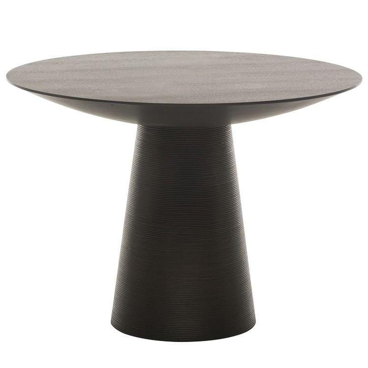 Nuevo Dania Dining Table - Black - Black / 39.5'