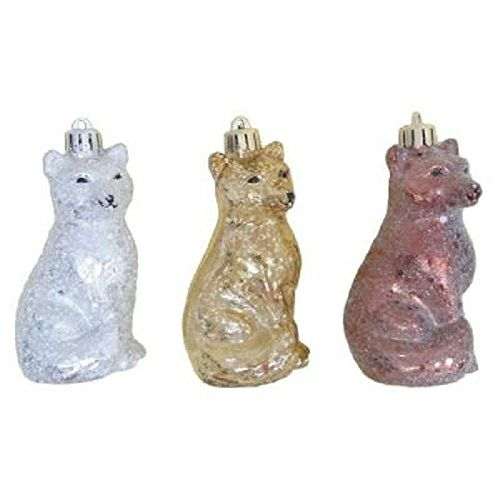 Martha Stewart Living Fox Ornaments