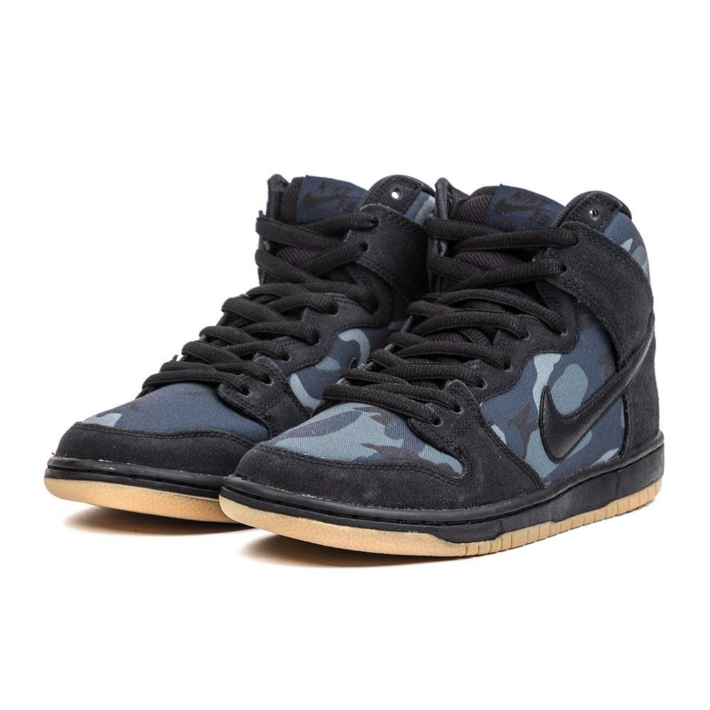 """outlet store 5a7d5 440ae Nike Dunk High Pro SB """"Obsidian Camo""""   Air 23"""