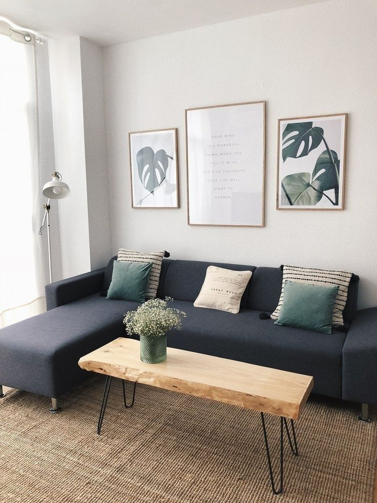 52 Living Room Designs for Small Spaces