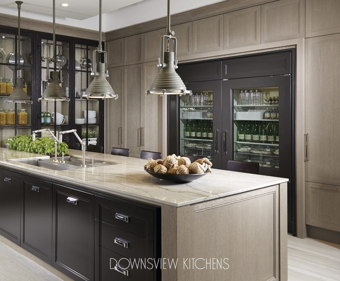 Best Industrial Chic Downsview Kitchens And Fine Custom 640 x 480