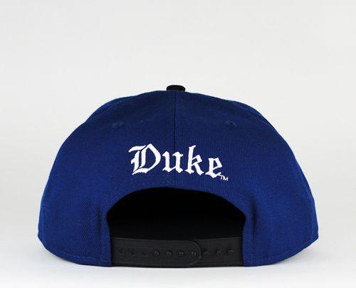 Blue And Grey Tampa Ay Lightning Hats New Era Cap Duke Devils Team Colors Gray Under Snapback