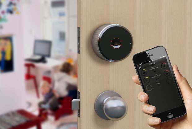 Beau Smart Lock: Smart Phone Door Lock By Danalock