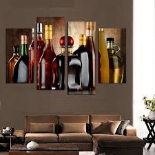 Resultado de imagen de cuadros modernos para comedor | Bar ...