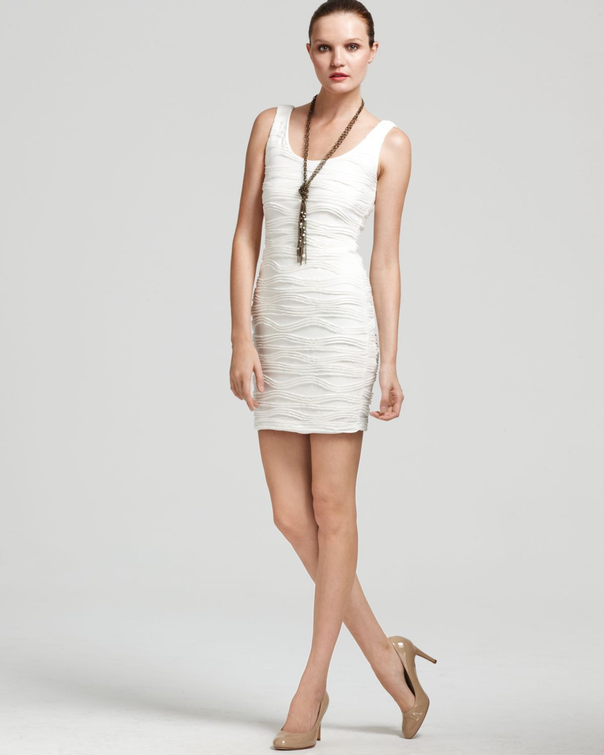 Simple textured white wave dress style pinterest aqua and