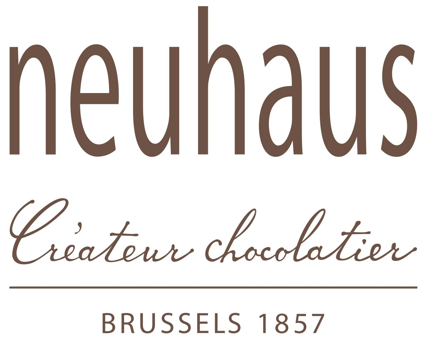 chocolatier logo | Zurück zu Neuhaus Créateur Chocolatier – Logo ...