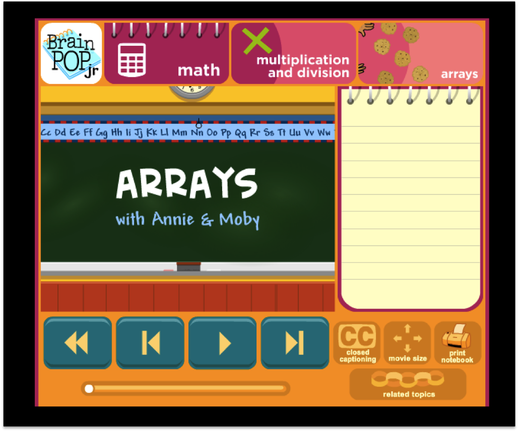 Purely Paperless It S Array Zing Digital Tools In Math