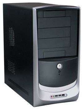SYSTEM UNIT- A case that contains eletronic components on a