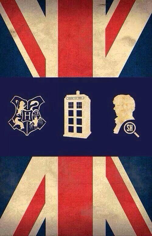 My British Fandoms